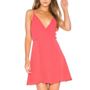 Privacy Please Pink Alida Dress